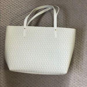 Never used Barney New York white bag